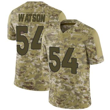 Youth Nike Denver Broncos Josh Watson Camo 2018 Salute to Service Jersey - Limited