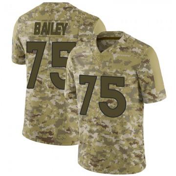 Youth Nike Denver Broncos Quinn Bailey Camo 2018 Salute to Service Jersey - Limited