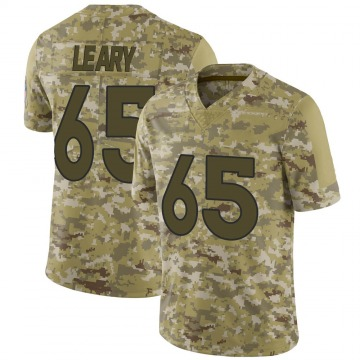 Youth Nike Denver Broncos Ronald Leary Camo 2018 Salute to Service Jersey - Limited