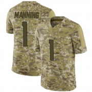 Youth Nike Denver Broncos Zimari Manning Camo 2018 Salute to Service Jersey - Limited